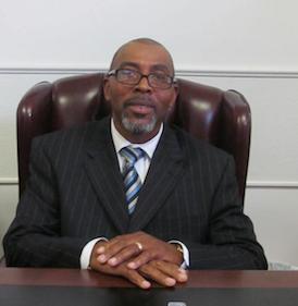 Pastor Rev. Dr. Myron Sutherlin